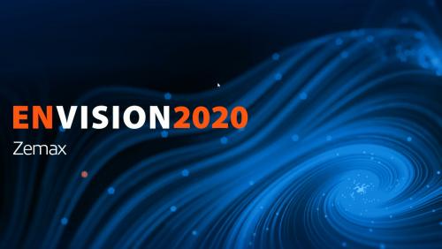 Zemax Envision 2020